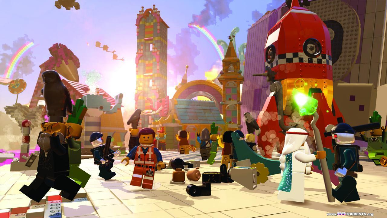 LEGO Movie: Videogame | PC | RePack �� z10yded