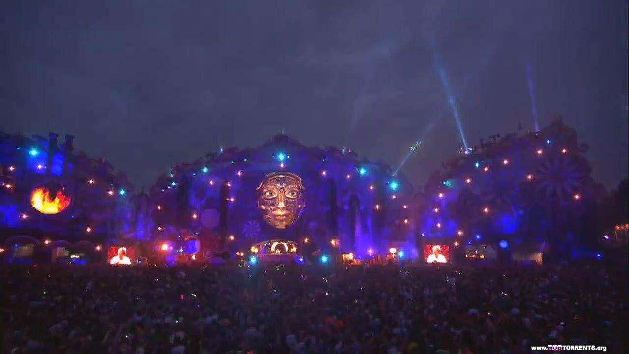 Armin van Buuren -  Live at Tomorrowland (Weekend 2) | HDTVRip 720p