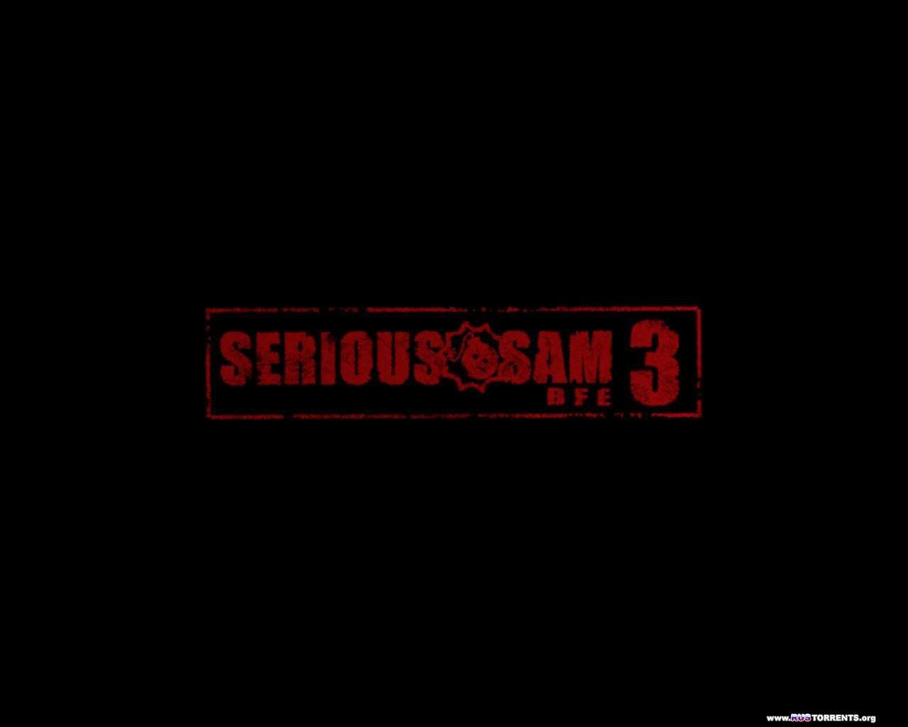 Serious Sam 3: BFE | Repack
