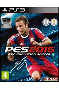 Pro Evolution Soccer 2015 | PS3