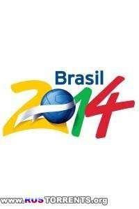 Футбол. Чемпионат мира 2014. Группа C. 3 тур. Греция - Кот-д'Ивуар | HDTVRip 720p