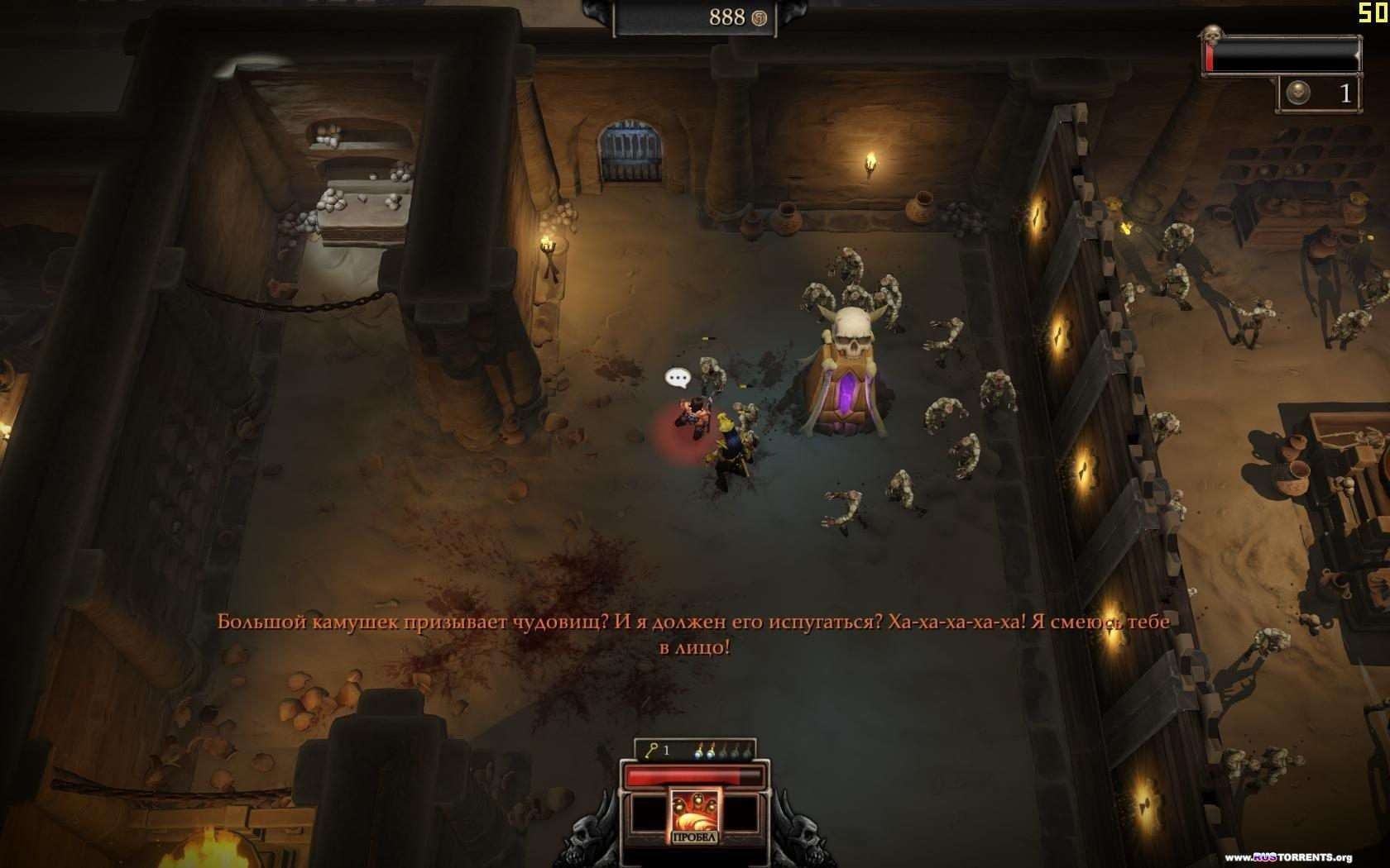 Gauntlet [Update 4]   PC   Steam-Rip от Let'sРlay