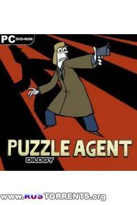 Puzzle Agent: Dilogy (2010-2011) | RePack от R.G. Механики