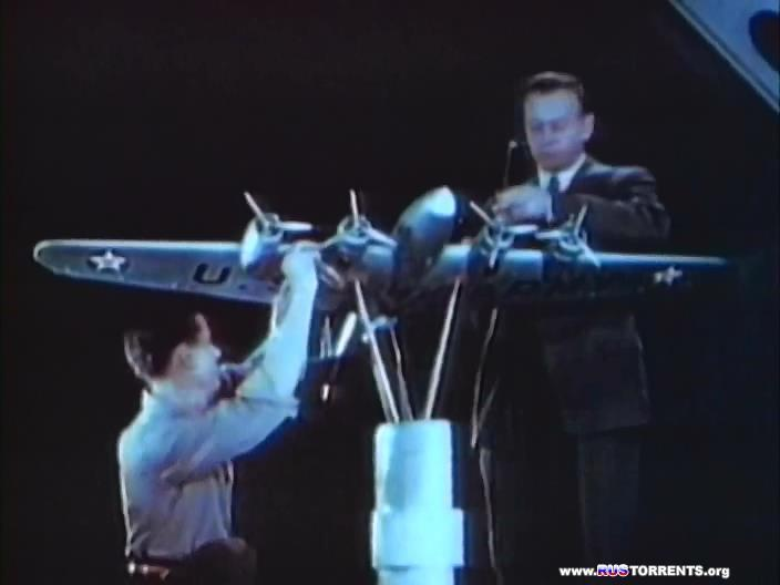 Величайшие самолеты: Боинг В-17 | DVDRip