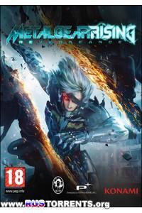 Metal Gear Rising: Revengeance [Update 2] | PC | RePack от Brick