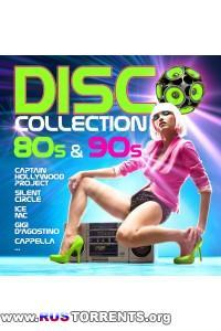 VA - Disco Collection 80s & 90s (2CD)
