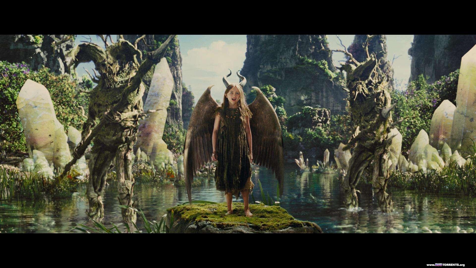 Малефисента | Blu-ray 1080p | Лицензия