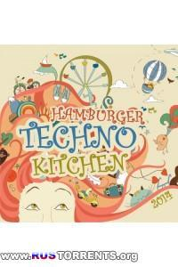 VA - Hamburger Techno Kitchen 2014 | MP3