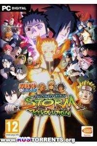 Naruto Shippuden: Ultimate Ninja Storm Revolution | PC | RePack от R.G. Механики
