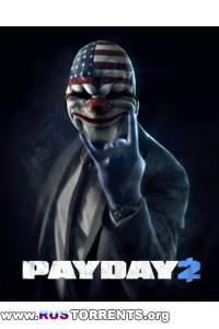 PAYDAY 2: Career Criminal Edition | PC | Steam-Rip от R.G. Origins