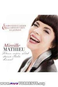 Mireille Mathieu - Wenn Mein Lied Deine Seele Kusst