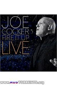 Joe Cocker - Fire It Up: Live (2 CD)