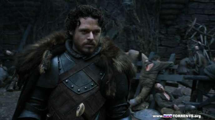 Игра престолов [03 сезон: 01-10 серии из 10] | HDTVRip | LostFilm