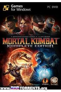 Mortal Kombat: Komplete Edition [Steam-Rip] | Английский