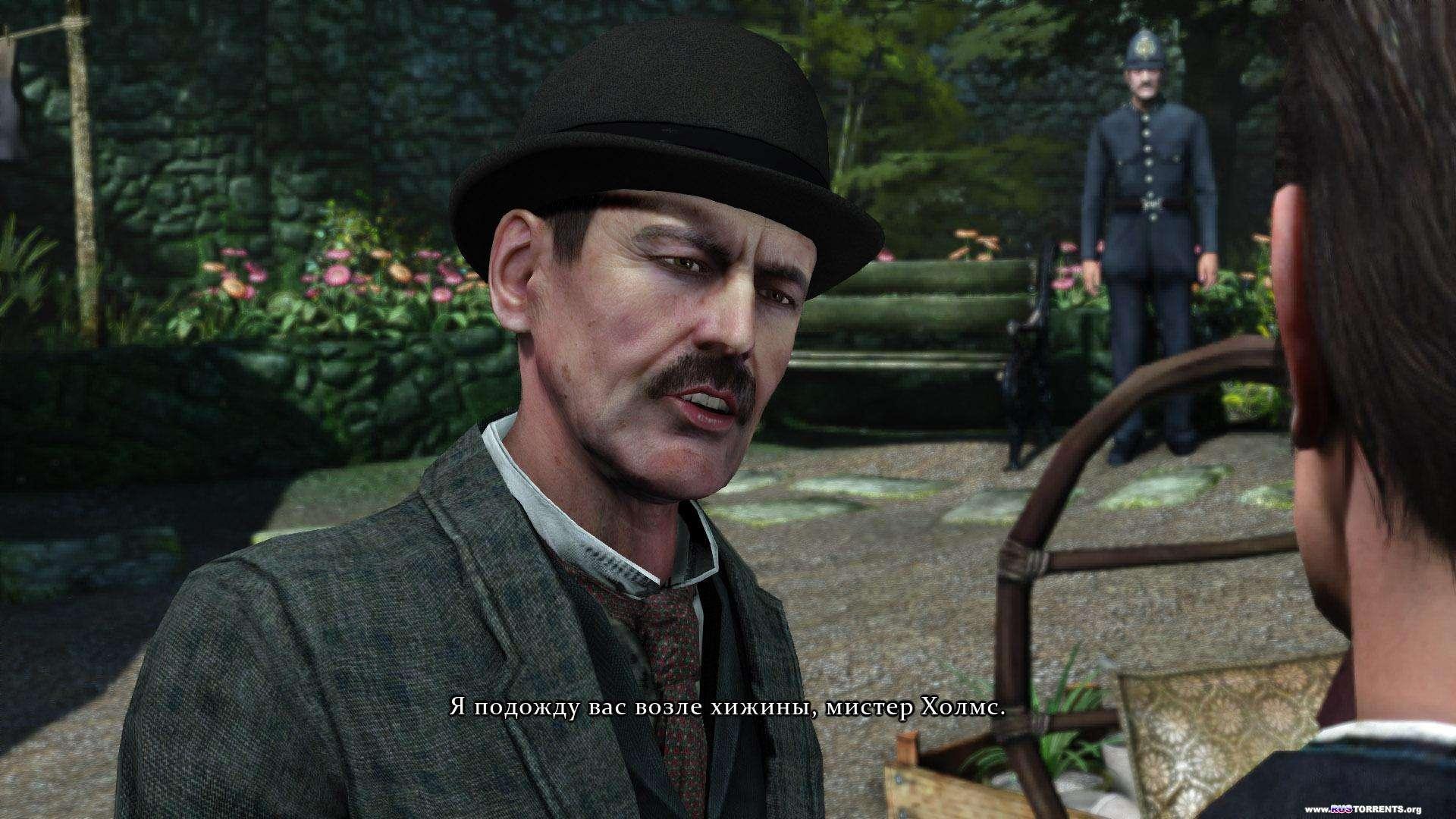 Sherlock Holmes: Crimes and Punishments | PC | RePack от R.G. Механики