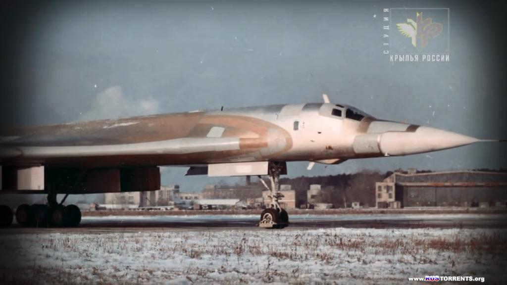 Ту-160. Белый лебедь стратегического назначения | DVDRip-AVC