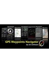 GPS Waypoints Navigator v 8.52 | Android