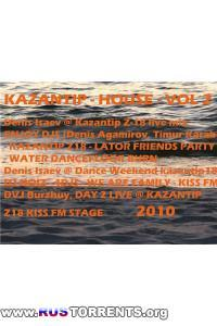 Kazantip - house - vol 2 - 2010
