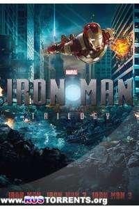 Железный человек: Трилогия | BDRip 1080p
