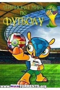 Футбол. Чемпионат Мира 2014. Группа В. 1-й Тур. Испания - Нидерланды. Спорт 1 HD [13.06] | SATRip