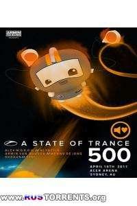 Armin van Buuren - A State Of Trance Episode 500 - Live Sydney, Australia