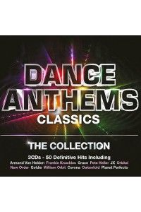 VA - Dance Anthems Classics: The Collection (3 CD) | MP3