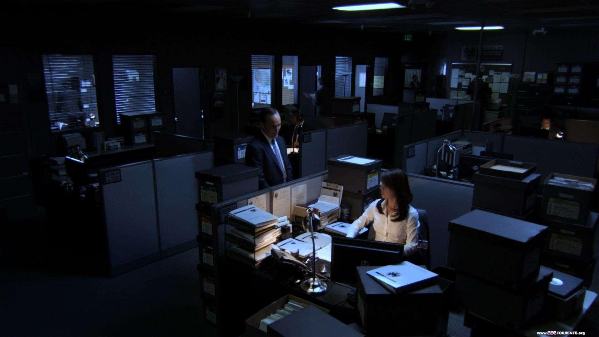 Агенты Щ.И.Т. [01 сезон: 01-22 серии из 22] | WEB-DLRip 1080p | LostFilm