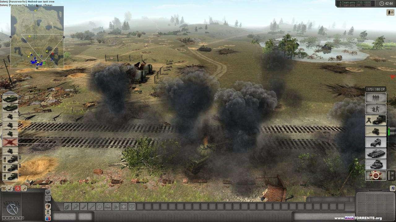 В тылу врага: Штурм 2 [v 2.05.15 + 6 DLC] | PC | RePack от Fenixx