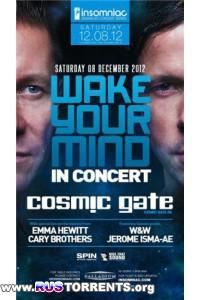 Cosmic Gate Ft Emma Hewitt and Cary Brothers, Jerome Isma-ae - Live @ In Concert , Hollywood Palladium, Los Angeles USA (09-12-2012)