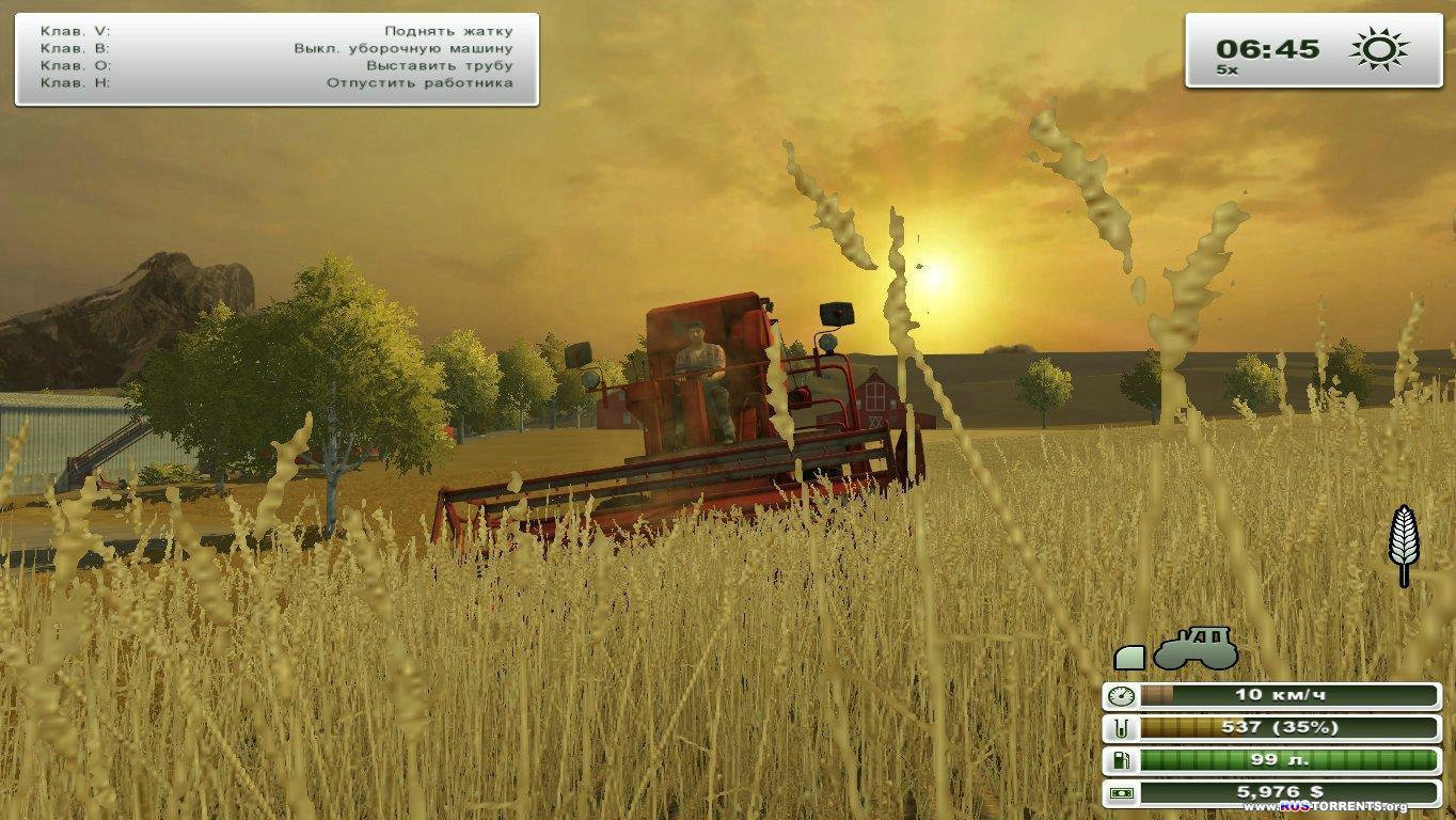Farming Simulator 2013 | PC | RePack от R.G. Механики
