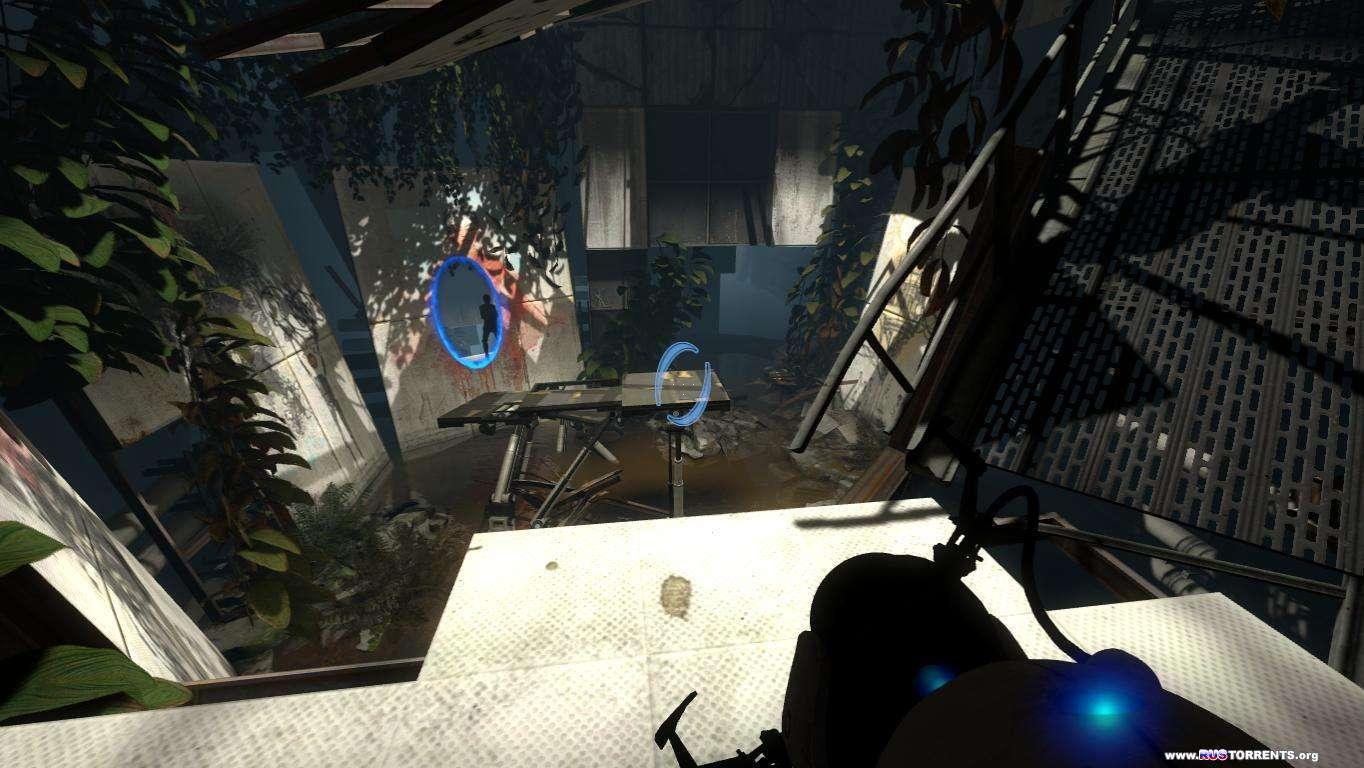 Portal 2 [v. 2.0.0.1 build 6180] | PC | RePack �� Tolyak26