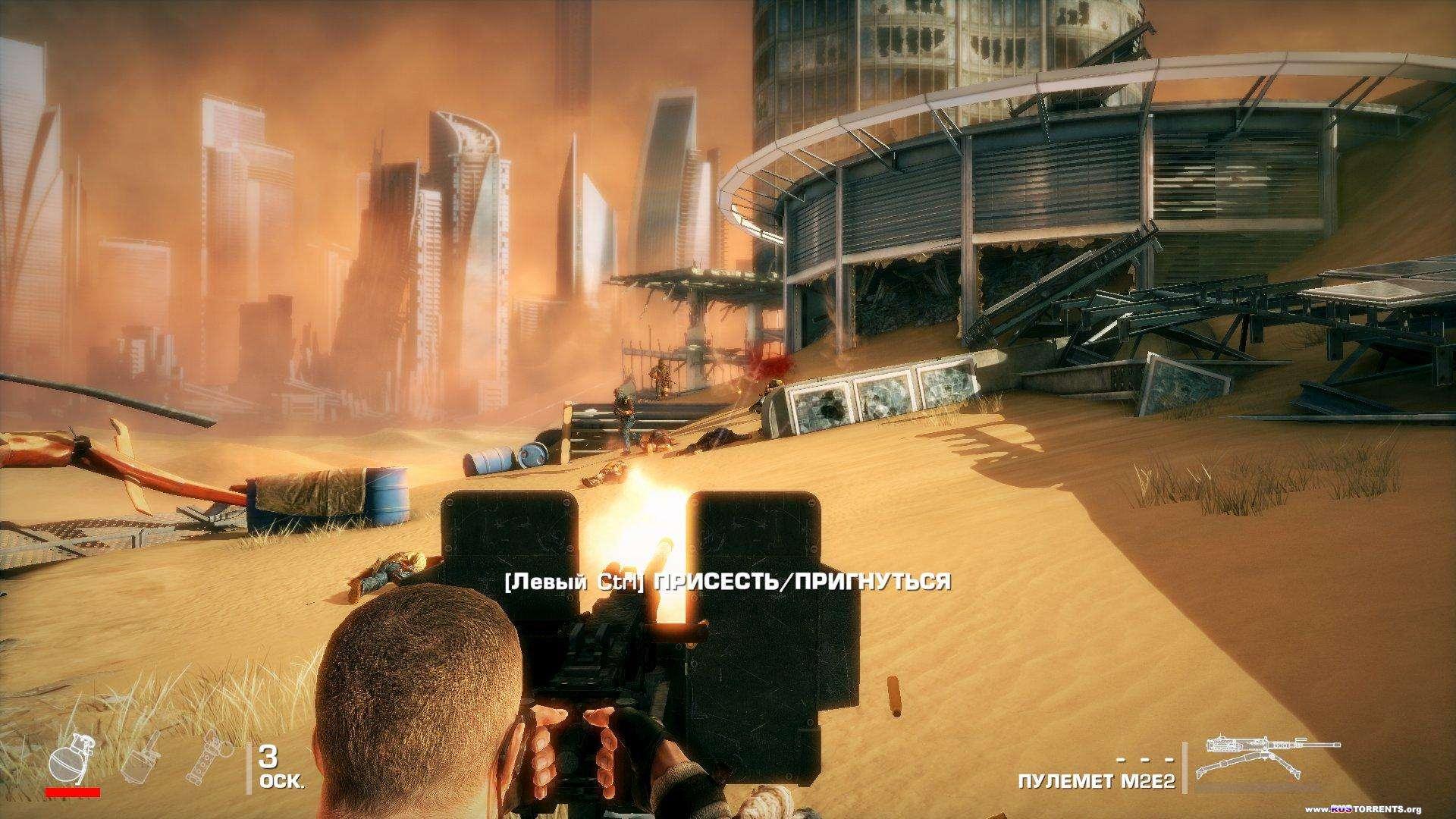 Spec Ops: The Line [Update 2 +DLC] | RePack от R.G. Механики