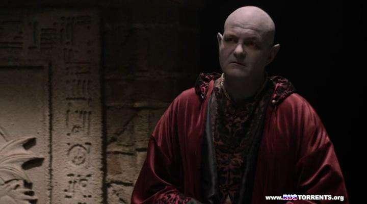 Вампирская сага | DVDRip | Лицензия