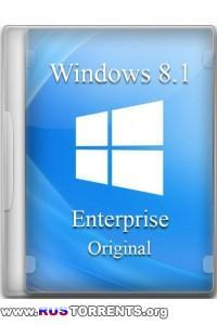 Windows 8.1 Enterprise x86/x64 Original by -A.L.E.X.- v.03.05.2014 RUS/ENG