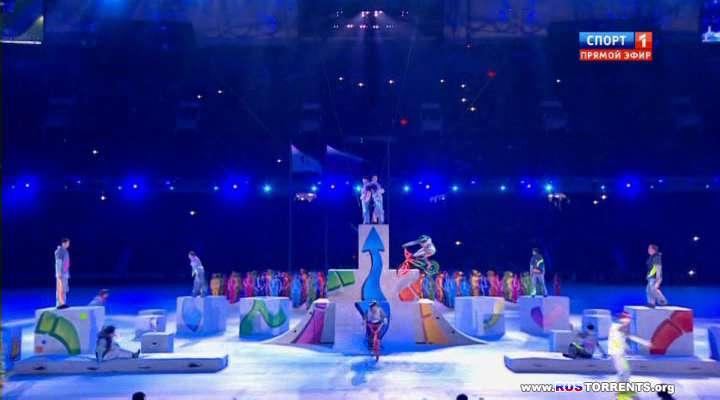 XI Зимние Паралимпийские игры. Сочи. Церемония закрытия | SATRip