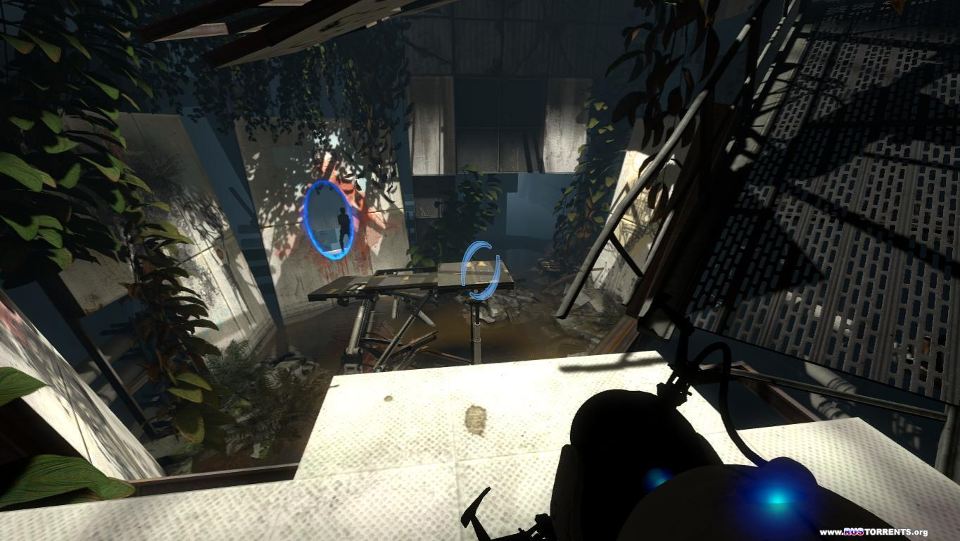 Portal 2 [Update 30 + 2 DLC] | PC | RePack от R.G. Revenants