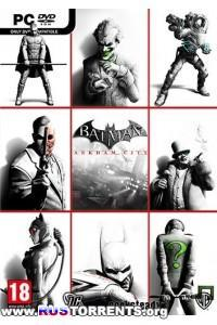 Batman: Arkham City - Game of the Year Edition | Steam-Rip
