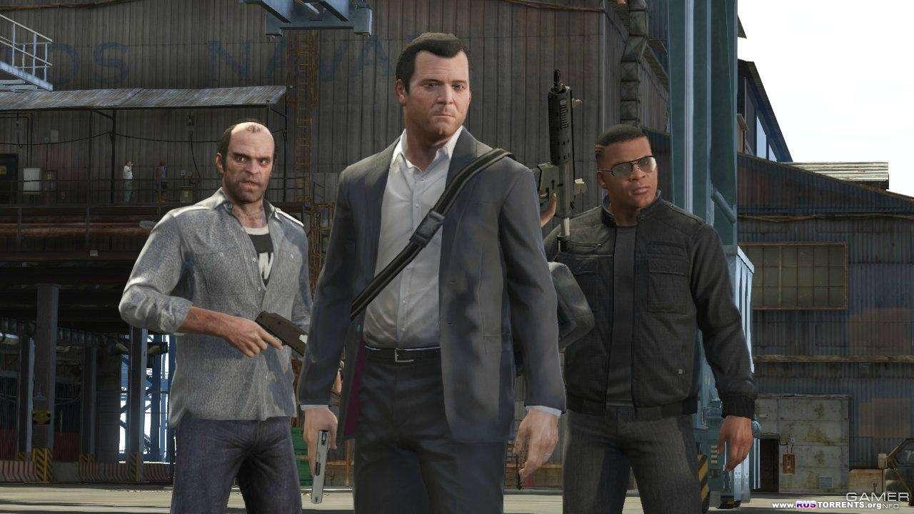 Grand Theft Auto V | XBOX360