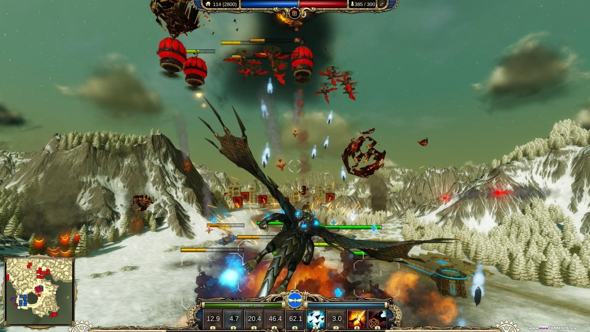 Divinity: Dragon Commander - Imperial Edition [v 1.0.124] | РС | RePack от R.G. Механики