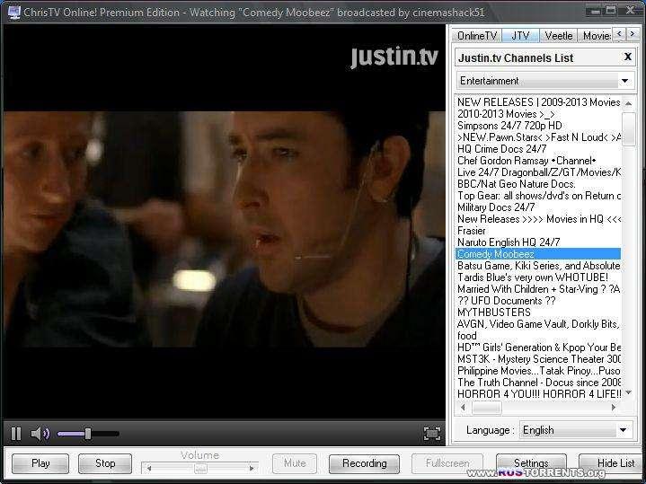 ChrisTV Online Premium Edition v.8.60 Final