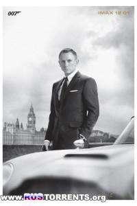 007: Координаты «Скайфолл» | BDRip 720p