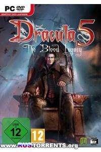 Dracula 5: The Blood Legacy | PC | Repack от R.G. UPG