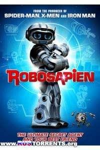 Робосапиен: Перезагрузка | BDRip 1080p | P