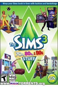The Sims 3: 70s 80s & 90s Stuff | PC | Лицензия