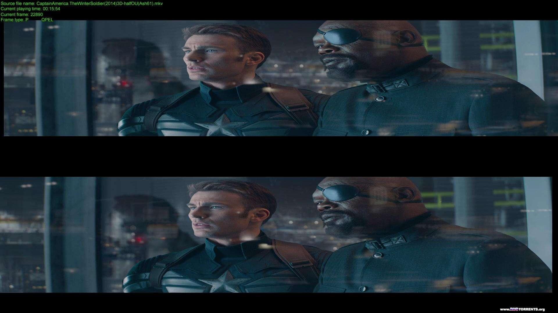 Первый мститель: Другая война | BDRip 1080p | 3D-Video | halfOU