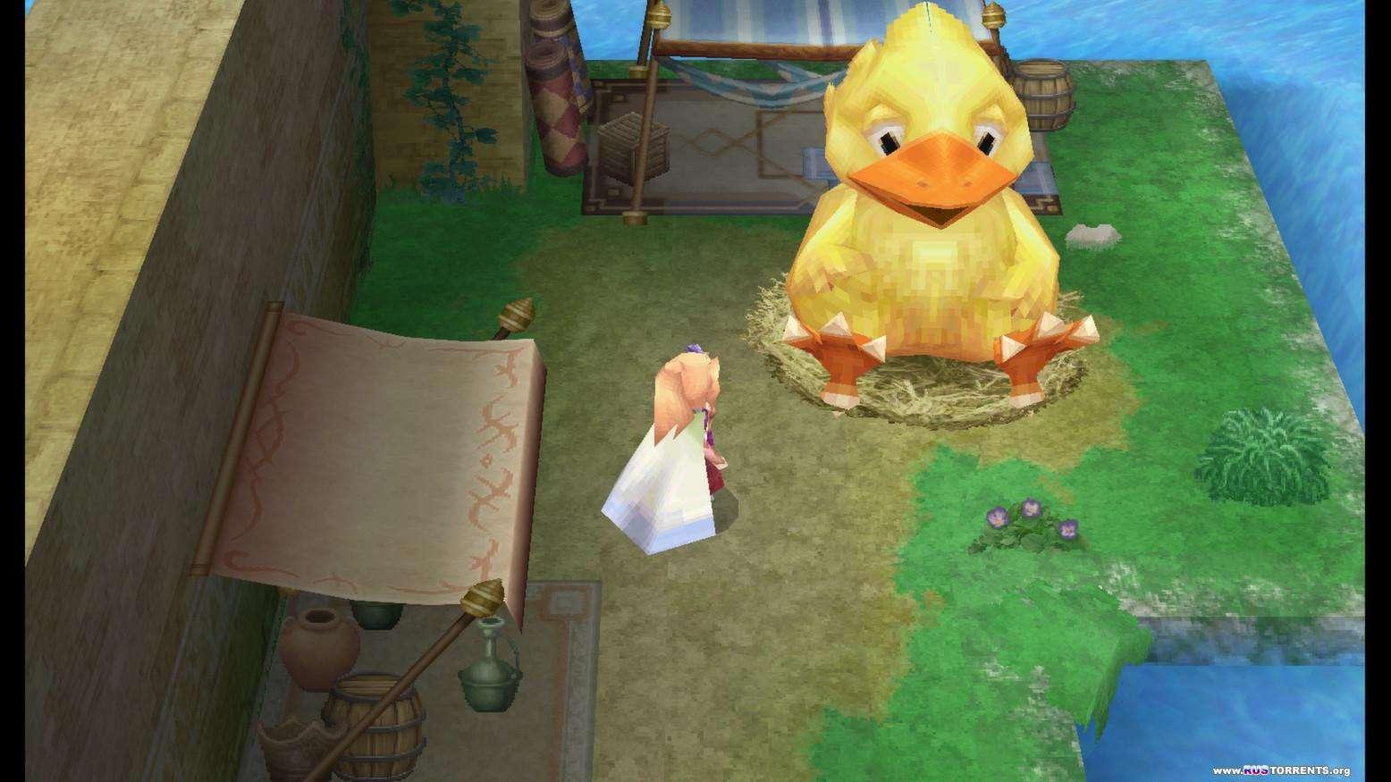 Final Fantasy IV | РС | Лицензия