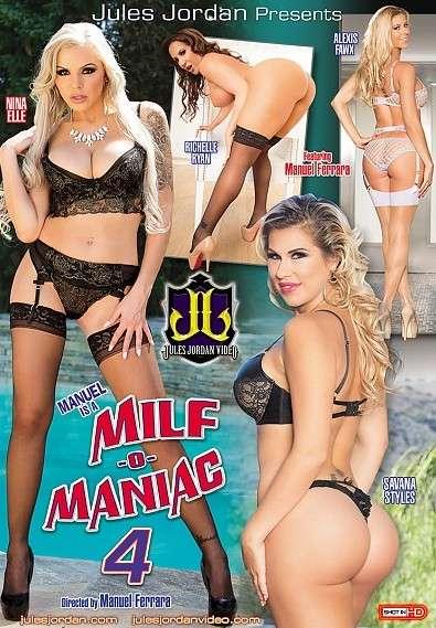 Мануэль - Маньяк Мамочек 4 | Manuel Is A MILF-O-Maniac 4