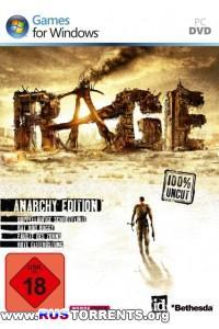 Rage: Anarchy Edition | PC | Rip от R.G. Механики