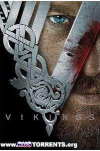 Викинги [01 сезон: 01-09 серии из 09] | WEB-DLRip | NewStudio