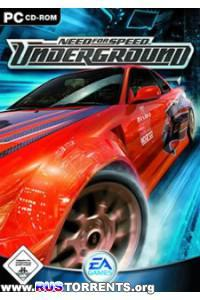 Need For Speed. Underground